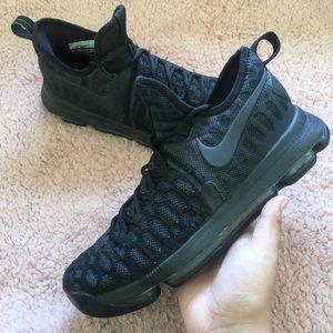 Black Nike Kd 9